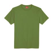 纯棉文化衫系列【军绿】(没有现货、可提供订做)