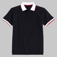 定制款翻领T恤衫C3-007