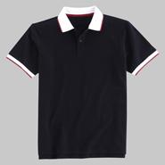 定制款翻领T恤衫C3-004