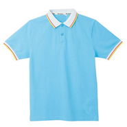 定制款企业夏季员工工作服POLO衫