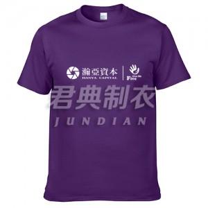 瀚亚资本-周年庆团建活动T恤